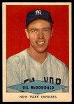 1954 Red Heart  Gil McDougald  Front Thumbnail