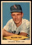 1954 Red Heart  Nellie Fox  Front Thumbnail