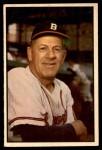 1953 Bowman #69  Charlie Grimm  Front Thumbnail