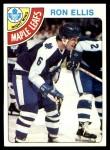 1978 Topps #92  Ron Ellis  Front Thumbnail