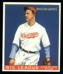 1933 Goudey Reprint #64  Burleigh Grimes  Front Thumbnail