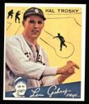 1934 Goudey Reprint #76  Hal Trosky  Front Thumbnail