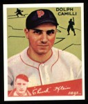 1934 Goudey Reprint #91  Dolph Camilli  Front Thumbnail