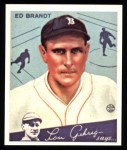 1934 Goudey Reprint #5  Ed Brandt  Front Thumbnail