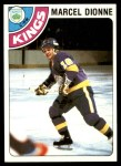 1978 Topps #120  Marcel Dionne  Front Thumbnail