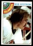 1978 Topps #153  Bob Nystrom  Front Thumbnail