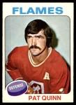 1975 Topps #172  Pat Quinn   Front Thumbnail