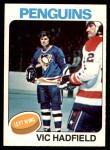 1975 O-Pee-Chee NHL #165  Vic Hadfield  Front Thumbnail