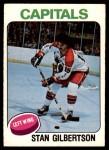 1975 O-Pee-Chee NHL #382  Stan Gilbertson  Front Thumbnail