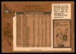 1975 O-Pee-Chee NHL #123  Bob Nevin  Back Thumbnail