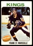 1975 O-Pee-Chee NHL #15  Frank St.Marseille  Front Thumbnail
