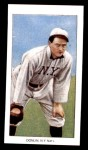 1909 T206 Reprint #130 FLD Mike Donlin  Front Thumbnail