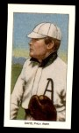 1909 T206 Reprint #120 xH Harry Davis  Front Thumbnail
