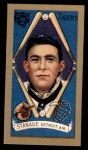 1911 T205 Reprint #181  Oscar Stanage  Front Thumbnail