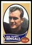 1970 Topps #110  Bob Trumpy  Front Thumbnail