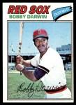 1977 Topps #617  Bobby Darwin  Front Thumbnail