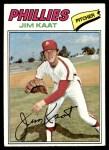 1977 Topps #638  Jim Kaat  Front Thumbnail