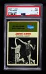 1961 Fleer #56   -  John Kerr In Action Front Thumbnail