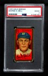 1911 T205  George Bell  Front Thumbnail