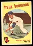 1959 Topps #161  Frank Baumann  Front Thumbnail