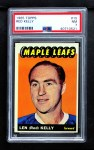 1965 Topps #15  Red Kelly  Front Thumbnail