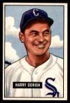 1951 Bowman #266  Harry Dorish  Front Thumbnail