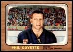 1966 Topps #28  Phil Goyette  Front Thumbnail