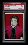 1966 Topps Batman Bat Laffs #41   The Joker Front Thumbnail