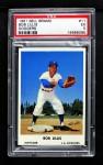 1961 Bell Brand Dodgers #11  Bob Lillis  Front Thumbnail