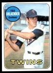 1969 Topps #194  Ted Uhlaender  Front Thumbnail