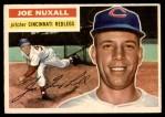 1956 Topps #218  Joe Nuxhall  Front Thumbnail