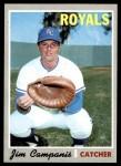 1970 Topps #671  Jim Campanis  Front Thumbnail