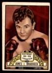 1951 Topps Ringside #24  James J. Braddock  Front Thumbnail