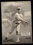 1934 Batter Up #75  Fred Frankhouse   Front Thumbnail