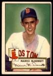 1952 Topps #119  Mickey McDermott  Front Thumbnail