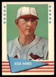 1961 Fleer #40  Jesse Haines  Front Thumbnail