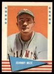 1961 Fleer #63  Johnny Mize  Front Thumbnail