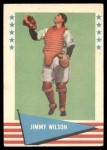 1961 Fleer #88  Jimmy Wilson  Front Thumbnail