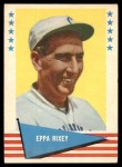 1961 Fleer #71  Eppa Rixey  Front Thumbnail