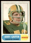 1968 O-Pee-Chee #114   -  Jerry Griffin   Front Thumbnail