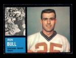 1962 Topps #24  Ron Bull  Front Thumbnail