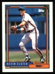 1992 Topps #251  Kevin Elster  Front Thumbnail