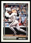 1992 Topps #426  Tim Raines  Front Thumbnail