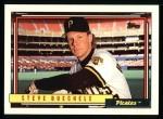 1992 Topps #622  Steve Buechele  Front Thumbnail