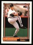 1992 Topps #683  Jim Poole  Front Thumbnail