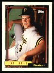 1992 Topps #779  Jay Bell  Front Thumbnail