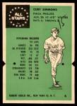 1955 Robert Gould  #6  Curt Simmons  Front Thumbnail