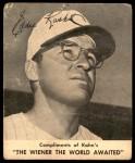 1960 Kahn's  Eddie Kasko  Front Thumbnail