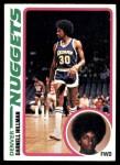 1978 Topps #119  Darnell Hillman  Front Thumbnail