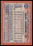 1991 Topps Desert Shield #678  Mark Davidson  Back Thumbnail